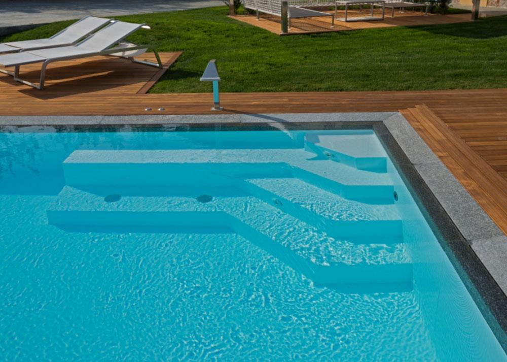 Foto piscine interrate isola d 39 elba - Piscina castiglione ...