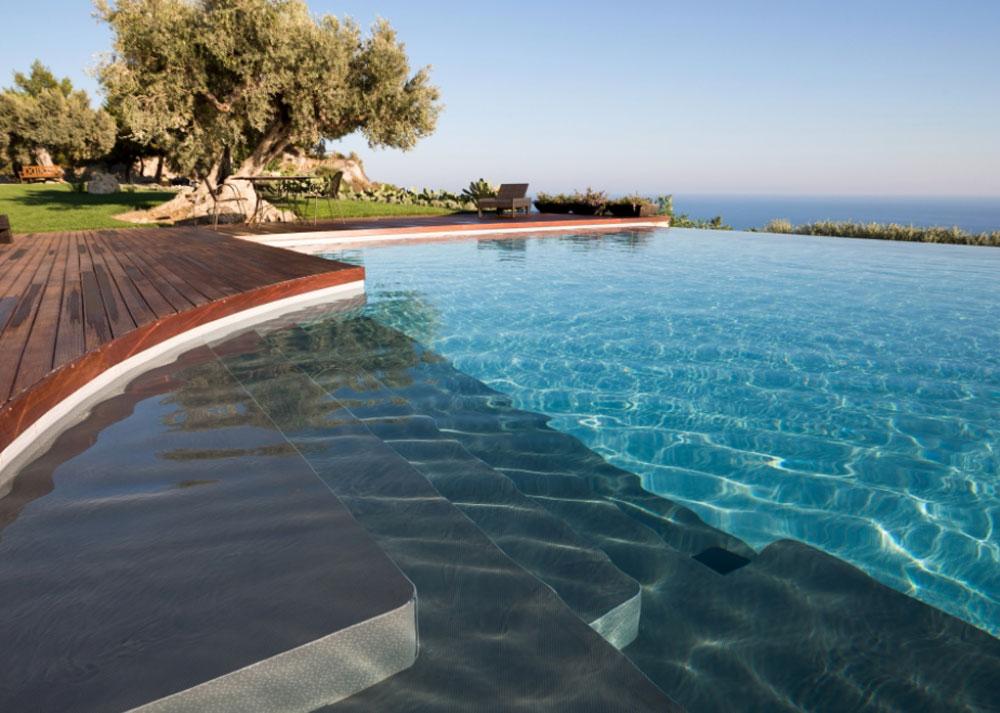 Foto piscine interrate isola d 39 elba - Immagini piscine interrate ...